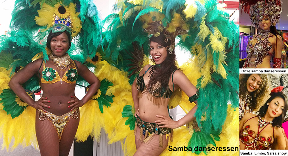 Tropische Samba Workshops